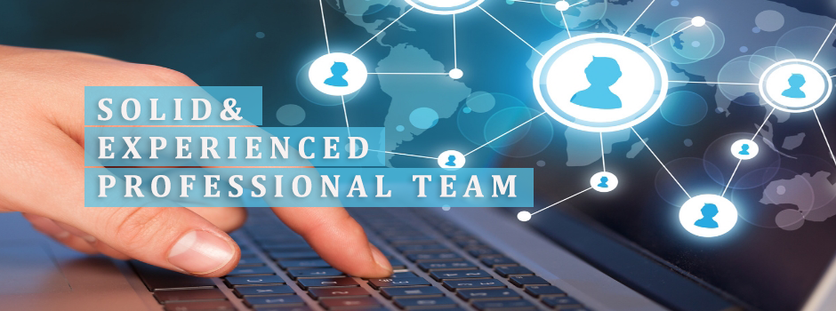 Experienced Professional Team