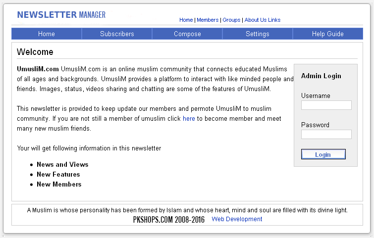 email-newsletter-software