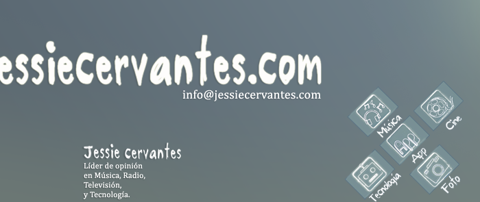 Facebook Fan Page Cover Design for Jessie Cervantes