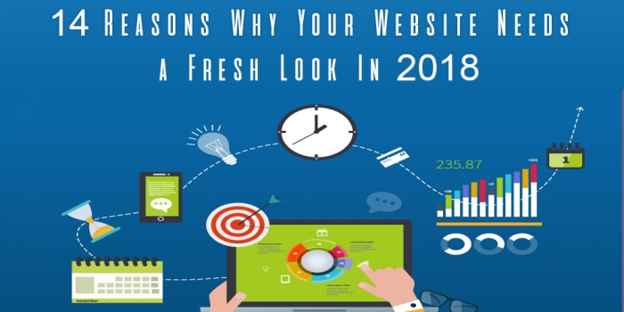 14 Reasons Why Your Website Needs a Fresh Look