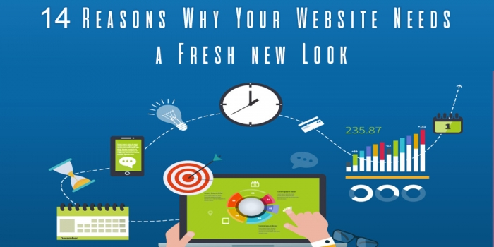 Redesign Your Website – We Found Top 14 Reasons